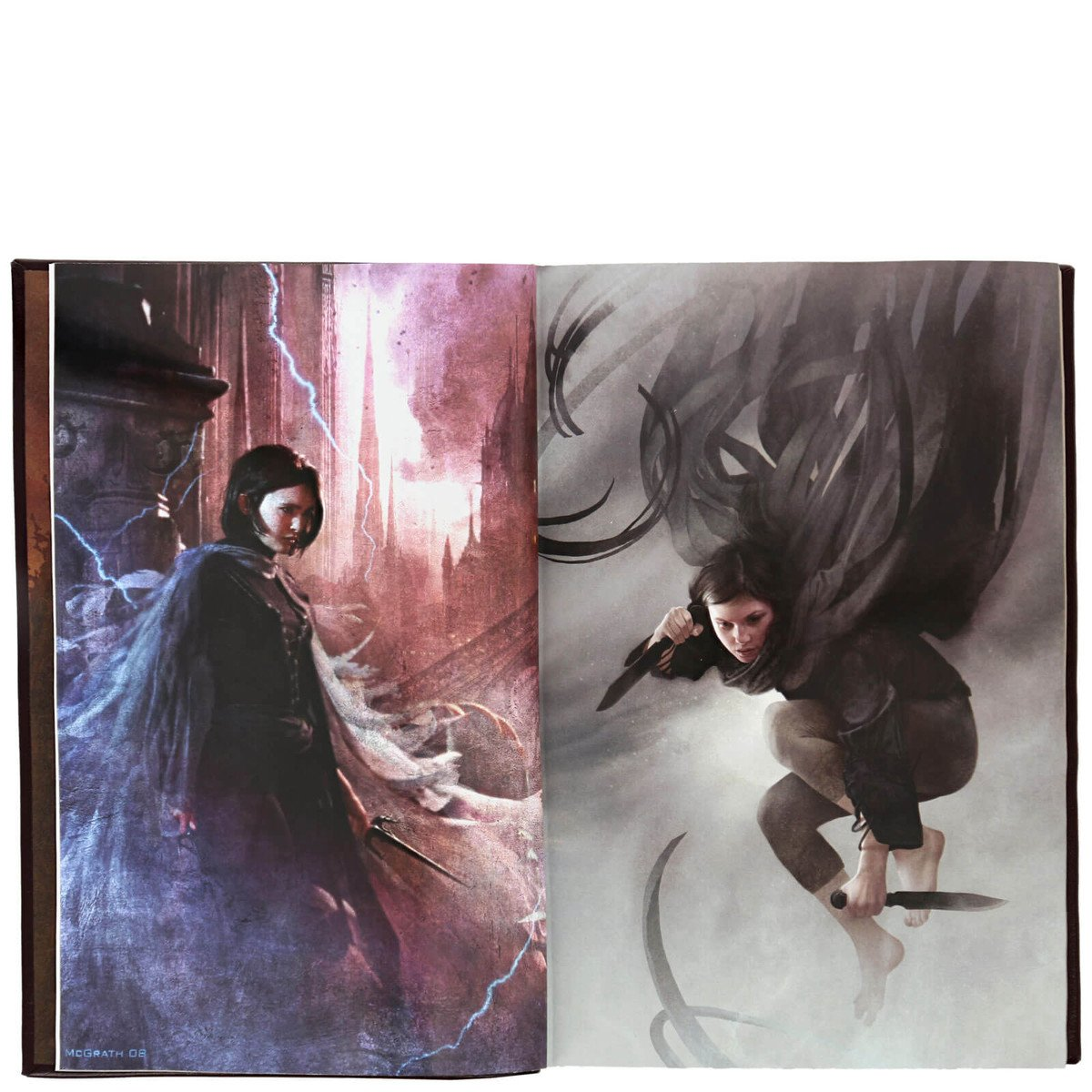Dragonsteel - X Anniversary - Mistborn- Arte Interior