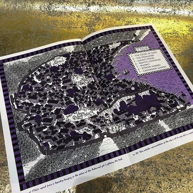 Dragonsteel - X Anniversary - Elantris - Mapa de T'telir
