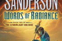 Palabras Radiantes, portada preliminar, por Michael Whelan