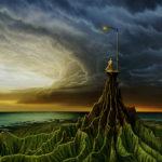 Erosion, por Michael Whelan