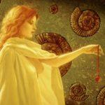 Prudence II, por Michael Whelan