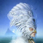 Winter Queen, por Michael Whelan