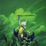 Stormbringer, por Michael Whelan