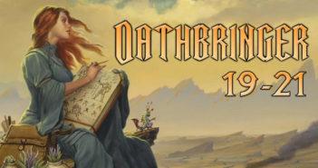 Lectura conjunta: Oathbringer, capítulos 19 a 21