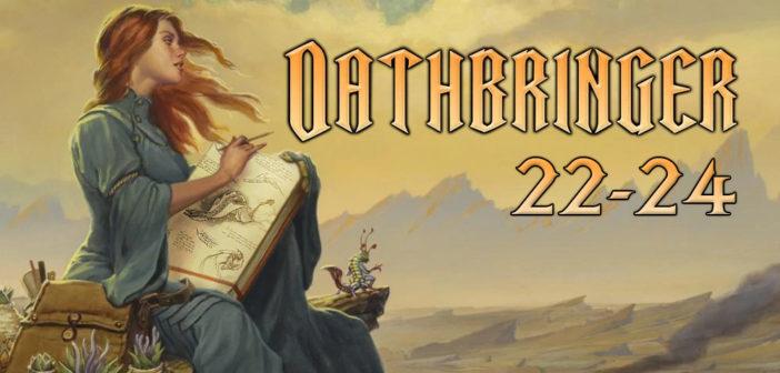 Lectura conjunta: Oathbringer, capítulos 22-24