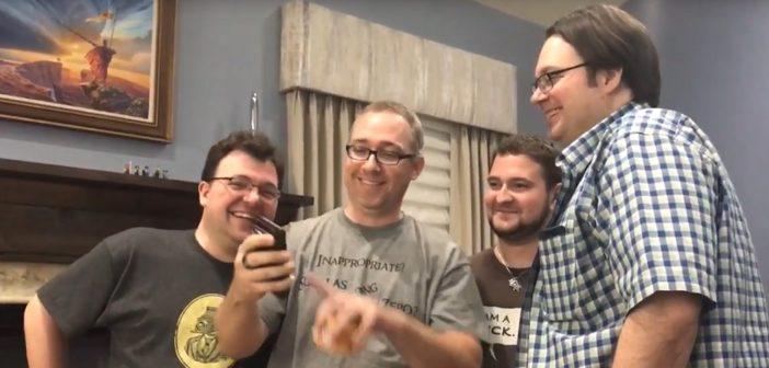 Brandon Sanderson y la cómica interpretación de los lectores de una escena de Oathbringer