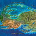 Mapa de Roshar
