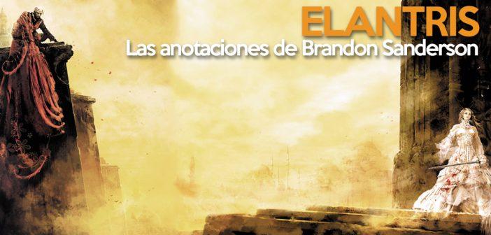 Elantris, Edición X Aniversario y una pequeña sorpresa