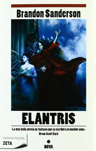Elantris, Edición de bolsillo, 2010