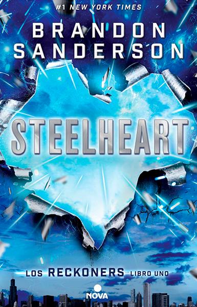 Steelheart, Nova, 2015