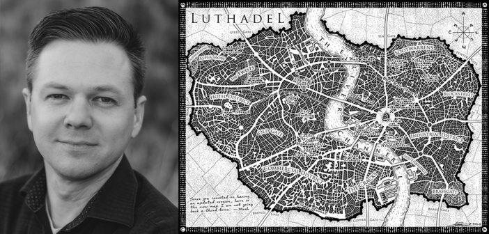 Entrevista con Isaac Stewart (1 de 3) – Cartografiando mundos de fantasía