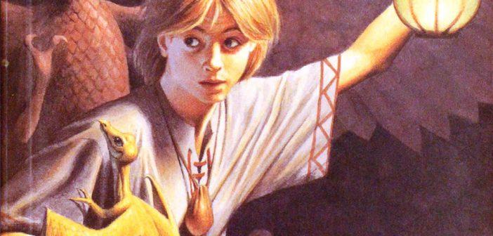 Cómo Dragon's Blood de Jane Yolen quedó grabado en la memoria de Sanderson