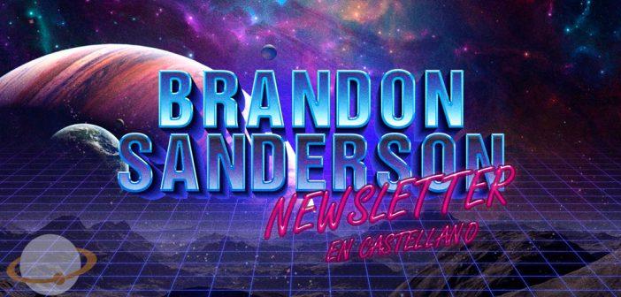Newsletter de Brandon Primavera 2019: Puesta al día de proyectos (y Celsius)