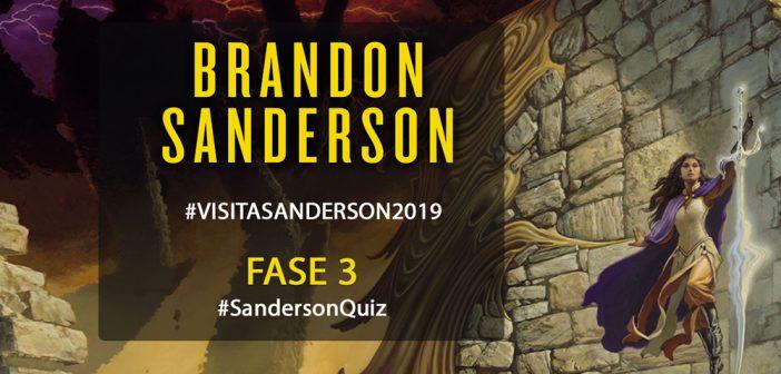 Sorteo de la #VisitaSanderson2019