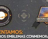 Emblemas conmemorativos