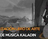 Nuevo director de arte para el proyecto del libro de arte de Kaladin, y actualización